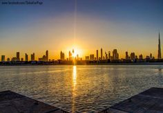 Dubai Sunrise