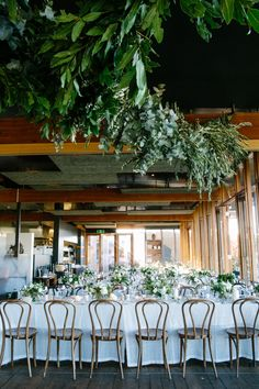 Georgia loves Ben at Georgeous Occasions Table Garland, Greenery Garland, Floral Garland, Botanical Wedding, Floral Wedding, Wedding Flowers, Wedding Table Centerpieces, Wedding Decorations, Greek Garden