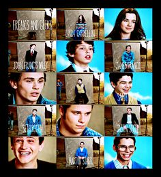 Freaks and Geeks Intro. Bothers me that Busy wasnt in the intro. Movies Showing, Movies And Tv Shows, John Francis Daley, Amazon Prime Shows, Freaks And Geeks, James Franco, Classic Tv, Hilarious, Funny