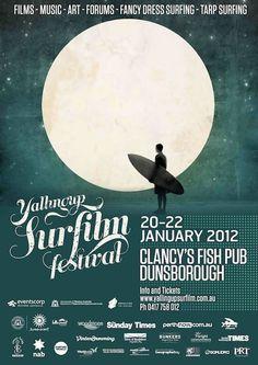 Film fest posters YallingupSurfFF_2012
