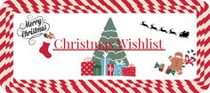 Stay Up With Makeup!: My Christmas Wishlist!