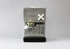 Gallery of Espresso Yourself With This Brutalist Coffee Machine - 3