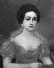 Letitia Christian Tyler, First Lady 1841-1842, First wife of John Tyler