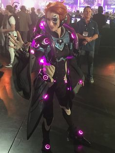 Moira cosplay