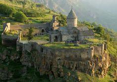 Monastery of Tatev, Armenia