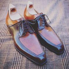 Derbys should be in every man's collection  #oxfordshoes #shoes #gq #paulparkman #shoeshop #shoesoftheday #sholesale #shoesmen #shoesforsale #oxfordshoe #mensshoes #mensstyle #mensfashion #classyshoes #shoesmen #shoesbrand #shoesstyle #monkstrap #monkstraps #monkstrapshoes #loafers #loafershoes #bespoke #bespokemakers #elegantshoes #classicfootwear #classicshoes