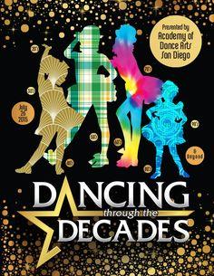 dancing through the decades ideas - Google Search