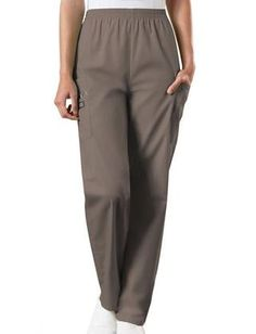 TAFFORD UNIFORMS: Cherokee Workwear UTILITY PANT, TAUPE, XL PETITE Buy Now $14.99 Find at Faearch