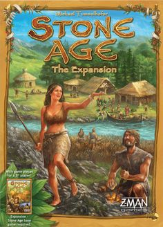 Stone Age: The Expansion (5th Player)