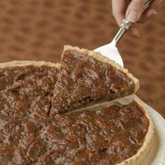 5 Vegan Pie Recipes To Get You Through The Holidays! Vegan Maple Pecan Pie! What's not to love?