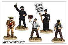 Anarchists - VC032