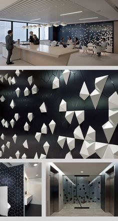 Wall Candy NAB Office Sydney  #commercial #lounge #office