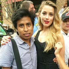 """MR Amber Heard Grotstque Grobian  Big wig man Transgender Heard """"This is a relatively new possibility to change gender. So it opens up a whole new conversation that's fascinating to me about what it is to be male or female or to live in a world with a two party system. """"Where you have up until recently one of two options, and it wasn't an option. Now it opens up a conversation.""""?#AmberHeard?#TransAmber #TeamBruce#TransJenner? #?BruceJenner? #TeamAmber"""