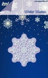 6002/2020 Winter Wishes IJskristal 3