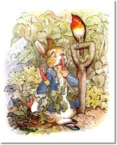 Beatrix Potter - The Tale of Peter Rabbit - 1903