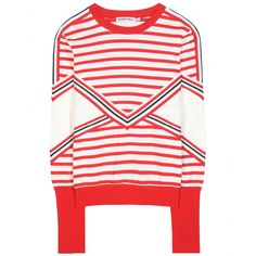 mytheresa.com - Cotton sweater - Knitwear - Clothing - See by Chloé - Luxury Fashion for Women / Designer clothing, shoes, bags