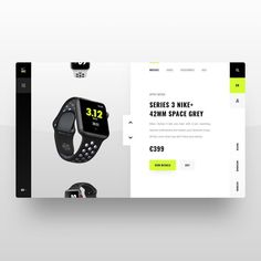 @web.inx Apple Watch by @stijndewilligen.design Web Design Tools, Ui Ux Design, Tool Design, Graphic Design, Creation Site, User Experience, Design Reference, User Interface, Style Guides