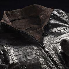 #luxury #luxurious #hettabretz #exoticleather #jacket #ヘッタブレッツ #mensfashion