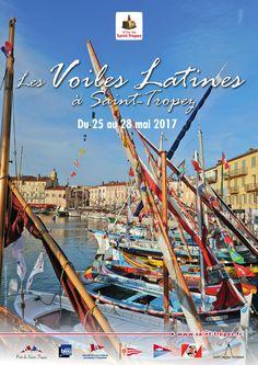 Les voiles latines   Actualités   Site officiel de la ville de Saint-Tropez