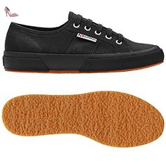 SCARPE UNISEX SUPERGA 2750-CLOUD COTU S009QJ0 (40 - 996 FULL BLACK) - Chaussures superga (*Partner-Link)