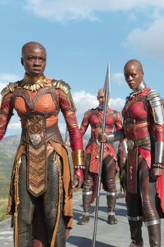 Black Panther's Dora Milaje Warriors of Wakanda Black Panther Marvel, Black Panther 2018, Female Black Panther, Black Panther Quotes, Black Panther Costume, Black Panthers, Marvel Heroes, Marvel Dc, Film Black