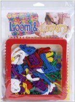 Pepperell Braiding Loom & Loops LOOM; 12 Items/Order