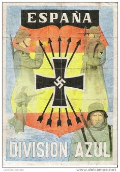 Spanish Blue Division..World War II