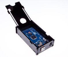Glossy Black Arduino Mega Enclosure
