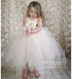 Tulle+Flower+Girl+Dress++sizes+6++9+Girls++by+sahmom2threegirls,+$140.00