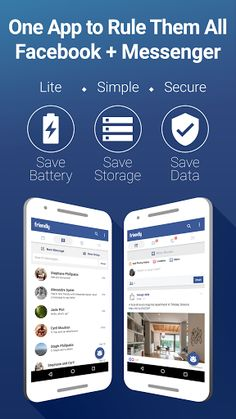 Friendly for Facebook v1.1.23 [Unlocked]   Friendly for Facebook v1.1.23 [Unlocked]Requirements:4.4Overview:Make Your Facebook Great Again!  Friendly is the most complete Facebook and FB Messenger alternative. Built as an extension of the light Facebook mobile website it will preserve your battery storage and data while giving you back control over your news feed.  Keyword Filters  The brand spanking new Keyword Filtering feature for Android devices works in two ways: If youre tired of…