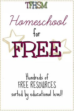 The Frugal Homeschooling Mom Homeschool for Free P