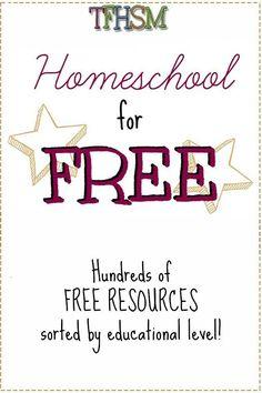 The Frugal Homeschooling Mom Homeschool for Free P