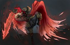 Dark Souls III, Slave Knight Gael