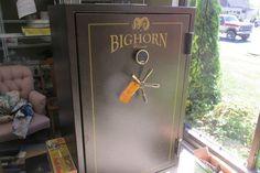 Bighorn Classic Gun Safe Used #Bighorn