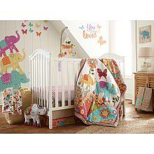 Levtex Baby Zahara 5Piece Crib Bedding Set