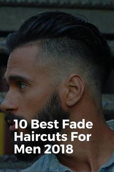 cool fade haircuts for men