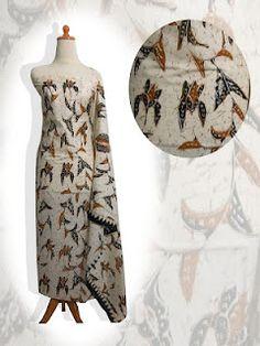 Batik Motif Bambu Material: katun primisima | Batik | Pinterest