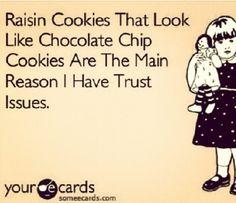 Oh raisins . . . :) #funny