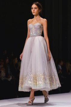 ralph & russo couture ss15 show - Google Search