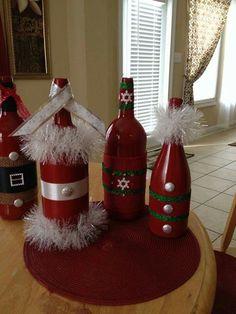 Santa dresses