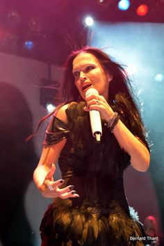Tarja Turunen live at Poppodium Metropool, Hengelo, Netherlands. The Shadow Shows, 22/10/2016 #tarja #tarjaturunen #theshadowshows #tarjalive PH: Bernard Thant https://www.facebook.com/bernard.thant