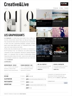 creative & live magazine