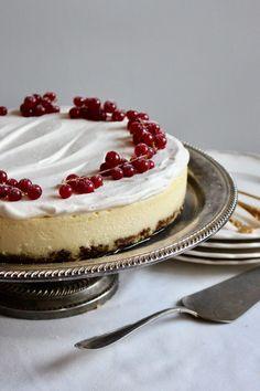 Vit choklad | Ylvas Bakverkstad Tiramisu, Cheesecake, Deserts, Ethnic Recipes, Christmas, Food, Xmas, Cheesecakes, Essen