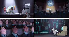 Mr. Peabody & Sherman Concept Art, Mr. Peabody & Sherman Concept art by DreamWorks Animation, DreamWorks Animation, Mr. Peabody & Sherman art, Mr. Peabody & Sherman movie, Concept art, Concept art by DreamWorks Animation, Concept Art, Digital Art, Digitalart, Mr. Peabody & Sherman, art, concept, conceptart