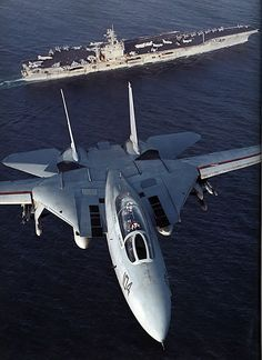 F-14 Tomcat...Anytime Baby. Don't see those anymore.