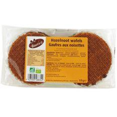 Naturalia, magasins bio et nature - gaufrettes-noisettes-175g - epicerie-sucree - biscuits-secs--specialites