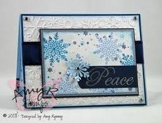 stampin up christmas card ideas - Google Search