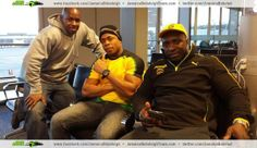 Jamaica Bobsled Team, Sochi 2014.