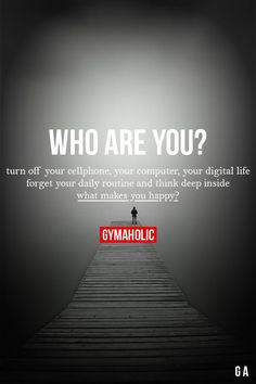 Who Are You? Fitness Revolution -> http://www.gymaholic.co/ #fit #fitness #fitblr #fitspo #motivation #gym #gymaholic #workouts #nutrition #supplements #muscles #healthy