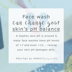 Are you washing your face too much? Did you know over washing your face is one the most common ways skin becomes damaged. Your skin has something called a pH, a measure of acid/base and the pH of your skin is not matched with most facial washes or even with water. When your skin becomes teased out of a healthy pH, it becomes dry, irritated and cranky… learn how to choose a great face wash here…